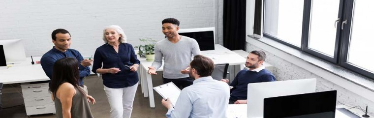 The 5 Stages of Team Building (With Activities for Each of Them)